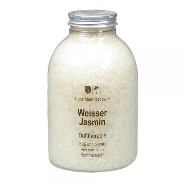 Badesalz Dufttherapie - Weißer Jasmin (630 g)