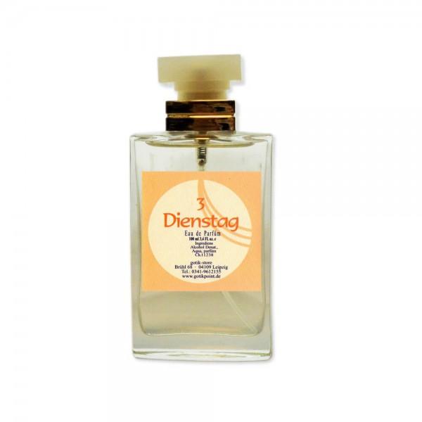 Mein Parfüm - Dienstag