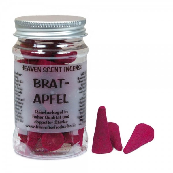 Räucherkegel Bratapfel