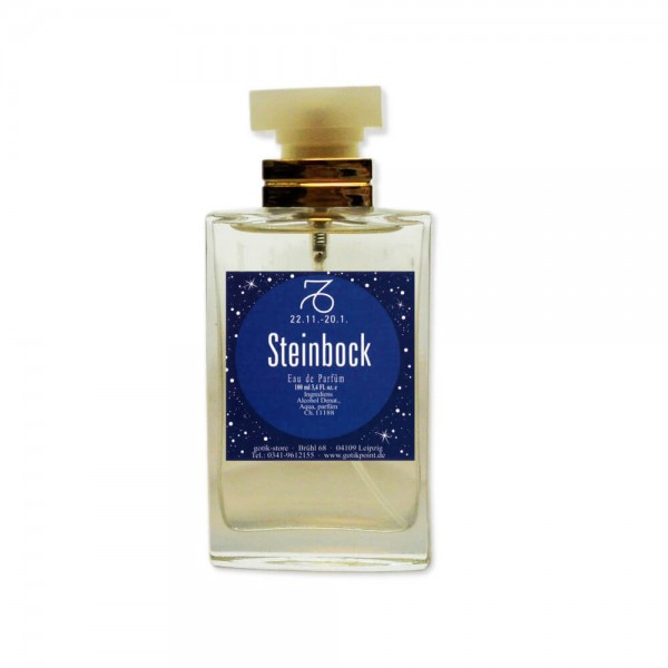 Mein Parfüm - Steinbock
