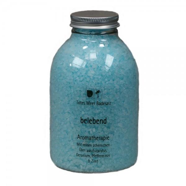 Badesalz Aromatherapie - Belebend (630 g)