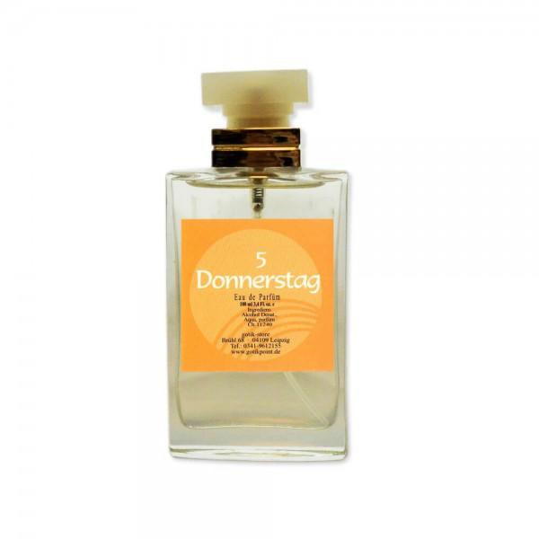 Mein Parfüm - Donnerstag